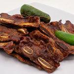 beef ribs combo